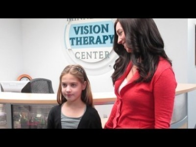 Evelyn's Vision Therapy Journey